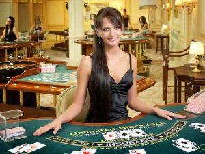 本場のカジノを再現